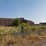 L'area e gli edifici dismessi dell'ex-Montedison a Falconara Marittima