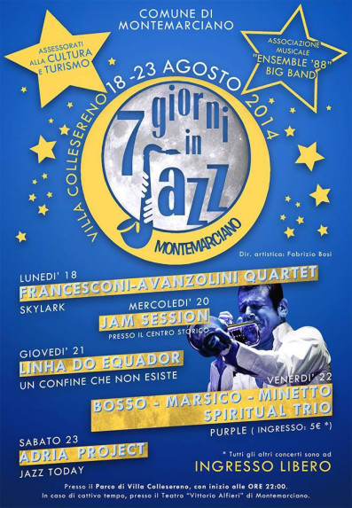7 Giorni in Jazz a Montemarciano