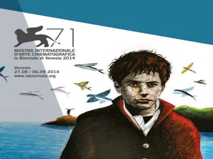 manifesto 71^ Mostra del Cinemadi Venezia