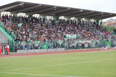 tribuna stadio Castelfidardo Calcio