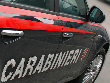 auto dei Carabinieri, gazzella, 112