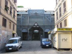 Il mercato delle Erbe, ad Ancona