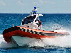 motovedetta della Guardia Costiera di Ancona
