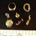 Refurtiva recuperata dalla Polizia di Ancona: gioielli in oro