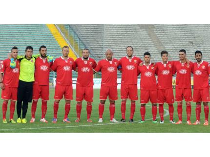 L'Ancona 1905: la formazione della stagione 2014-15. Foto tratta da ancona1905.it