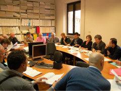Dissesto idrogeologico: Paola Giorgi in riunione con Sindaci e Presidenti Province