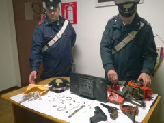 Refurtiva Carabinieri
