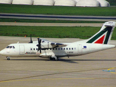 aereo Atr42 di Alitalia