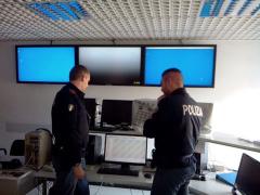 Installate le videocamere di sorveglianza ad Ancona