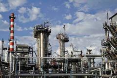 La raffineria Api di Falconara Marittima. Foto tratta da gruppoapi.com