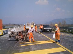 lavori stradali, Anas