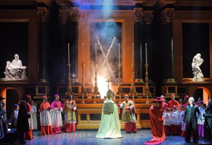 "La ""Tosca"" al Teatro Pergolesi di Jesi"