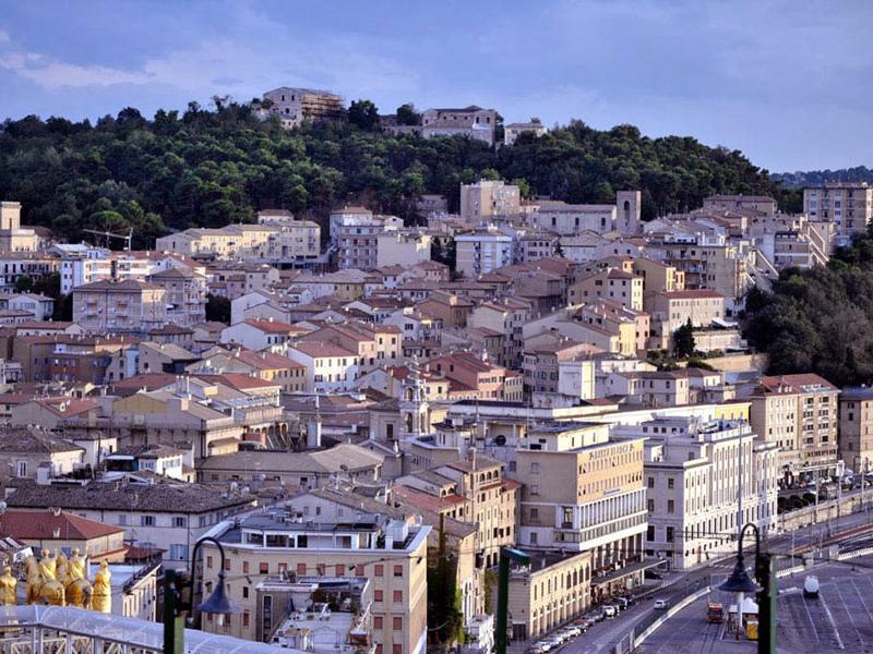 Ancona, panorama