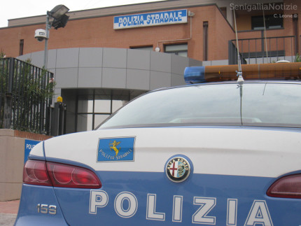 Polizia Stradale di Senigallia