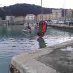 recupero auto in mare, Ancona - Foto 2