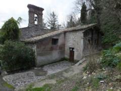 La chiesa della Madonna della Valle a Sassoferrato (origini medievali)