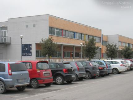 La scuola Ipsia B.Padovano di Senigallia