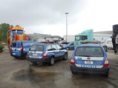 Operazione della Polizia ad Ancona
