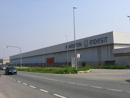 Stabilimento Indesit