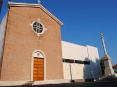 La chiesa S.S. Annunziata alle Crocette di Castelfidardo