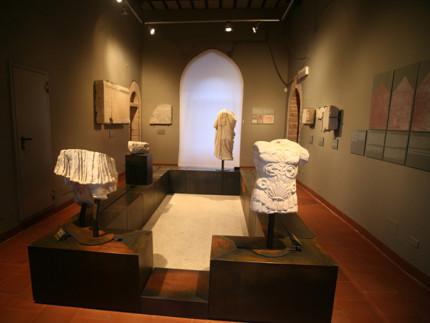 Il museo civico archeologico di Sassoferrato