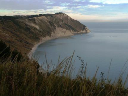 Portonovo, Mezavalle, spiaggia, mare Adriatico
