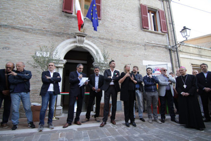 Inaugurato a Trecastelli l'ufficio comune dei servizi sociali della Valmisa