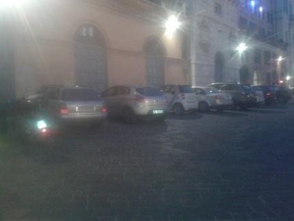 Piazza del Papa ad Ancona