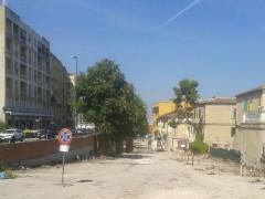 Bonifica in via De Gasperi ad Ancona