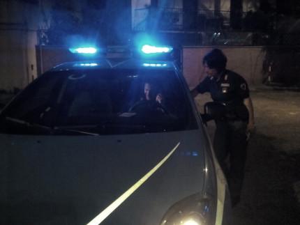 I controlli della Polizia in piazzale Loreto ad Ancona