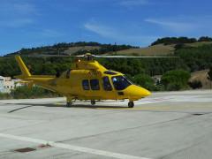 Eliambulanza, 118, soccorsi, elisoccorso, ospedale regionale Torrette di Ancona