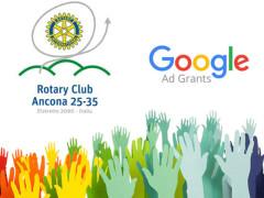 Rotary Ancona 25-35 e Google Ad Grant