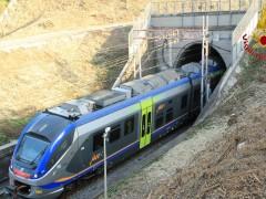 Simulazione di incidente ferroviario