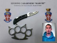 Falconara, arresto per resistenza a pubblico ufficiale