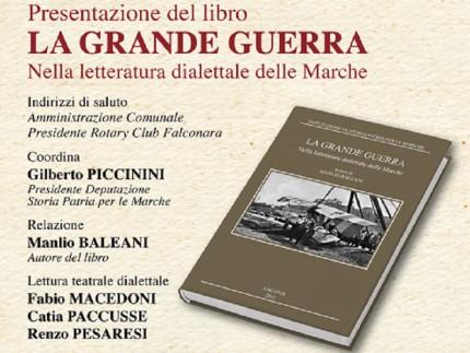 Falconara Marittima, libro sulla Grande Guerra