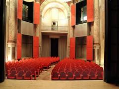Jesi, teatro Valeria Moriconi