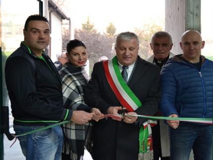 Inaugurazione sede boxe a Castelfidardo