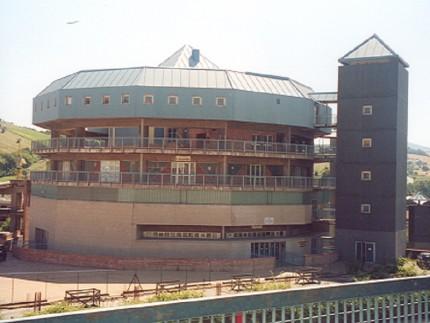 Teatro Panettone ad Ancona