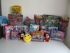 Sequestro giocattoli contraffatti