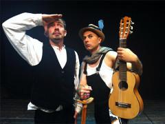 """""""Più veloce di un raglio"""", spettacolo della compagnia cagliaritana Cada Die Teatro"""