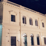 Il teatro Vittorio Alfieri, a Montemarciano