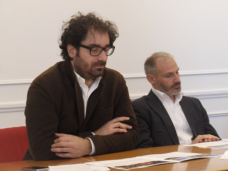 La conferenza stampa di presentazione di Fosforo 2016