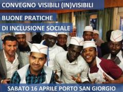 Convegno sulle buone pratiche di inclusione sociale a Porto San Giorgio