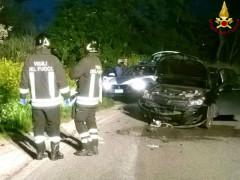 Incidente tra Castelfidardo e Osimo Stazione