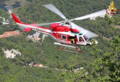 I vigili del Fuoco sul Monte Conero2