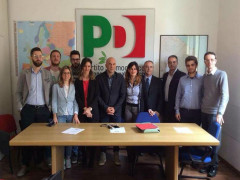 Gruppo lavoro agenda digitale Pd Marche