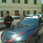 Carabinieri a Montemarciano, arresto per droga