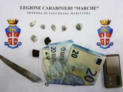 Sequestro coltello ad Ancona