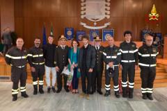 Borsa di studio dei Rotary Club di Roma per i figli degli operatori morti in servizio