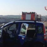 Incidente in A-14 nei pressi del casello di Montemarciano